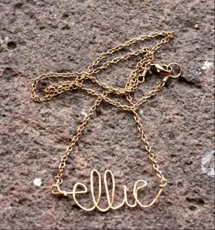 LOVE style custom for Ellie