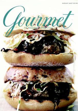 GourmetMagazineMasthead